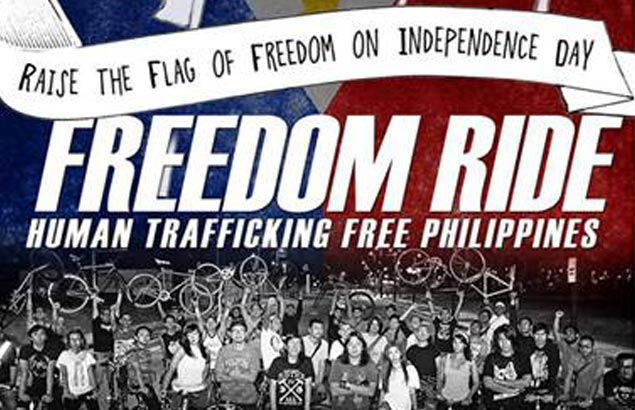 Freedom Ride rolls off on Independence Day