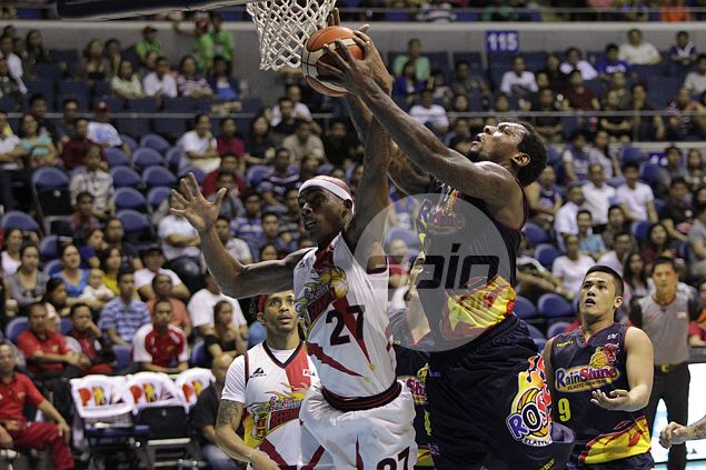 SMB reserve Espinas dying for chance to take on former team Alaska in PBA Finals