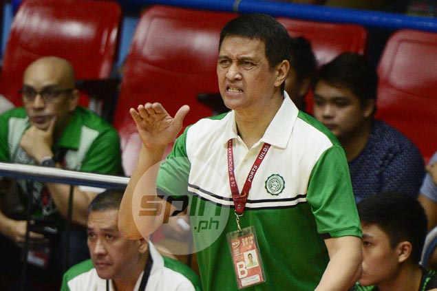 Coach Gabby Velasco to put NCAA break to good use in getting winless Benilde on winning track