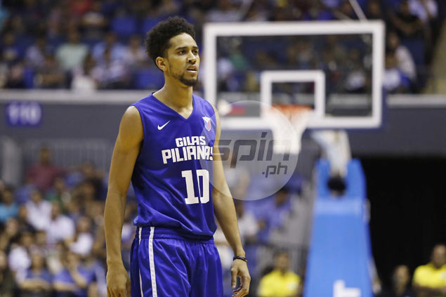 Gabe Norwood surprised to be back in the reckoning for a Gilas spot in Fiba Asia Cup