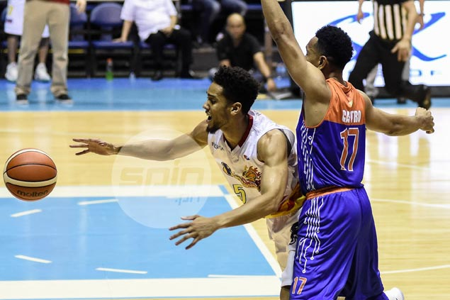 Gabe Norwood beats self for letting Rain or Shine down with crucial free throw misses