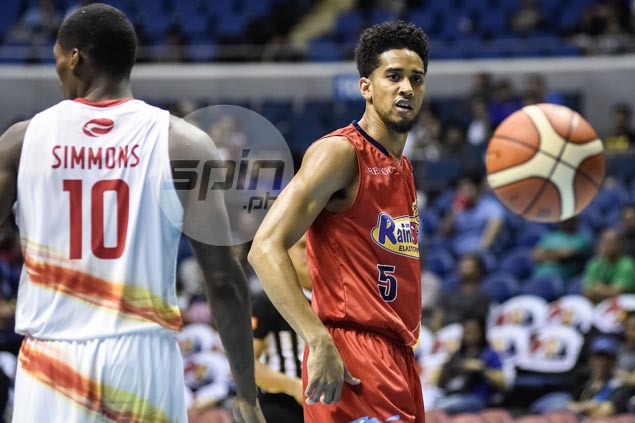 Rain or Shine not about to let Gabe Norwood go, signs him to two-year extension