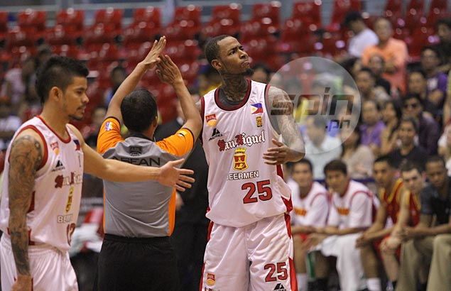 SMB's Freeman hit with ban for role in fracas