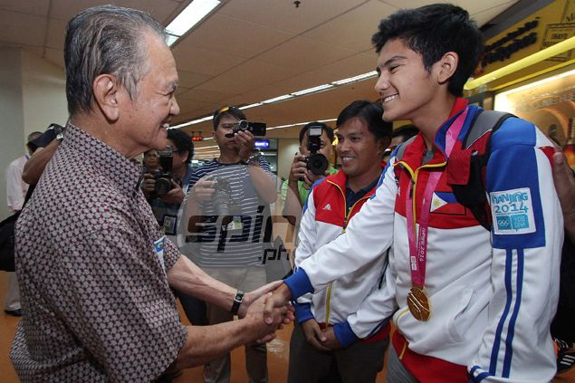 PH archery team on target in Asian Games in light of Gabriel Moreno's Youth Olympic Games feat