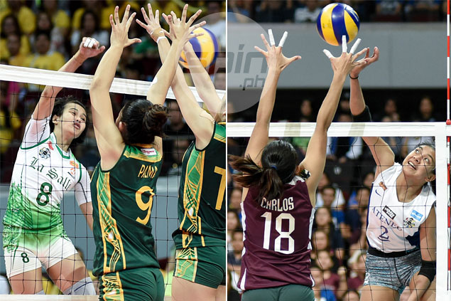 Mutual respect as Alyssa Valdez, Ara Galang clash one last time at end of college careers
