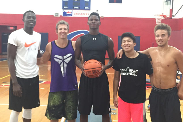 Elite skills coach Ganon Baker expands reach to accommodate high demand for first-ever Manila camp