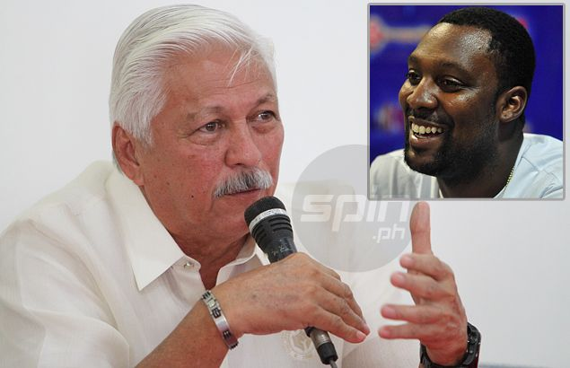 PSC chief Garcia says Asian Games organizers 'very favorable' to Douthit replacing Blatche in Gilas lineup