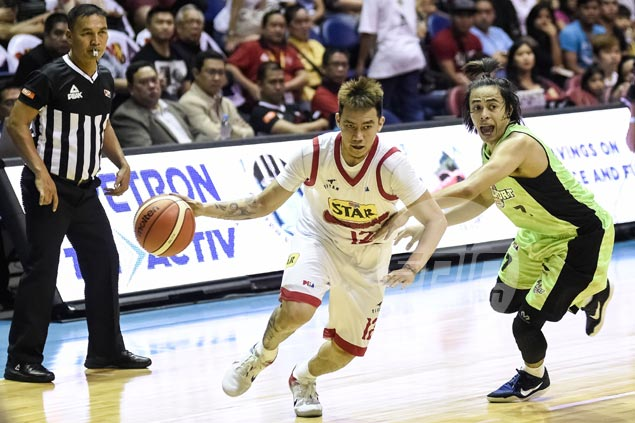RR Garcia's breakout game with Star earns him PBA Player of Week honor