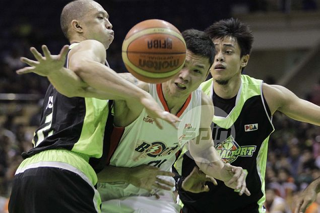 Meralco gains twice-to-beat edge in PBA playoffs after win over GlobalPort