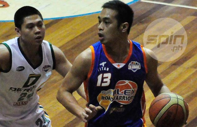 Garvo Lanete the last holdout among Gilas cadets as he skips PBA rookie draft