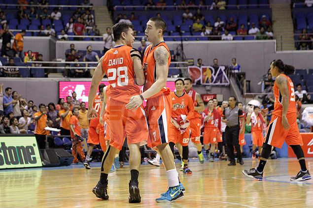 Meralco team finally a power to be reckoned with, says Gary David