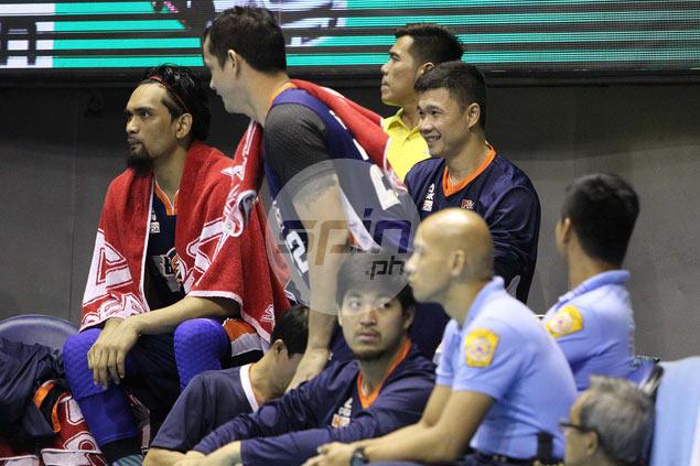 Gary David left puzzled by second-half benching: 'Baka wala na silang kumpiyansa sa akin'
