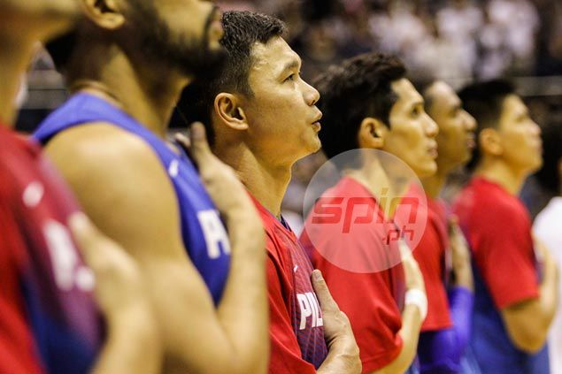 Gary David assures he's ready to serve in the event late Gilas call-up comes for Fiba-Asia