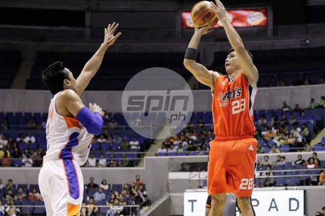 Gary David explodes for 31 as Meralco completes big fightback against NLEX in overtime