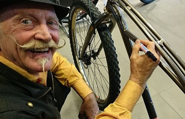Meet Gary Fisher, the acknowledged father of modern mountain bike