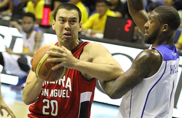 Ginebra's Greg Slaughter thrilled at prospect of playing before biggest crowd ever in PBA opener
