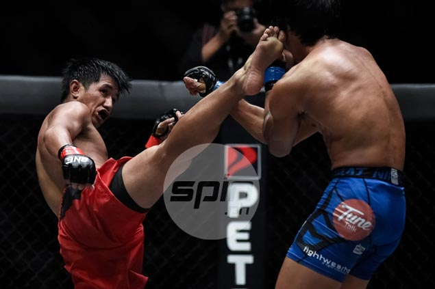 Geje Eustaquio's impressive win highlights strong PH performance in ONE Global Rivals card
