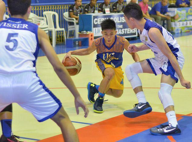 Cebuano 4-foot-10 guard proves basketball more than just a big man's game