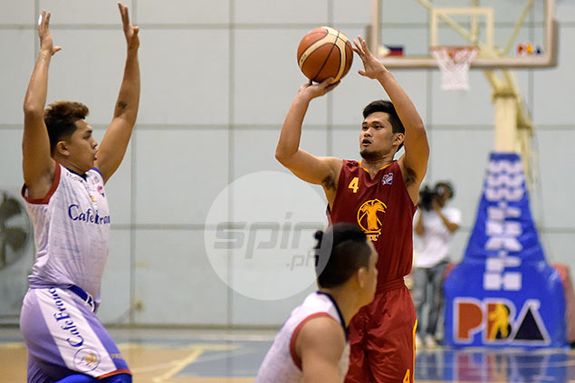 Tanduay recovers from 20 points down to deal CafeFrance first loss in Foundation Cup