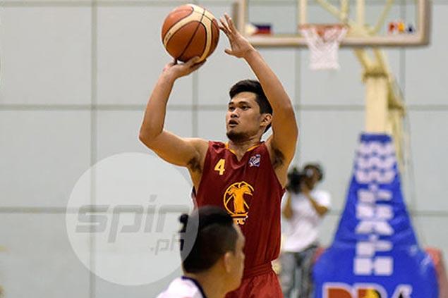 Tanduay Rhum Masters make quick work of winless Mindanao Aguilas