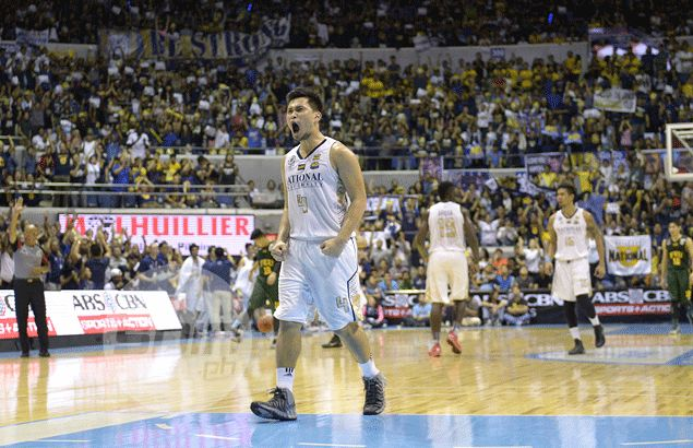 NU Bulldogs end six decades of futility by beating FEU Tamaraws for UAAP championship