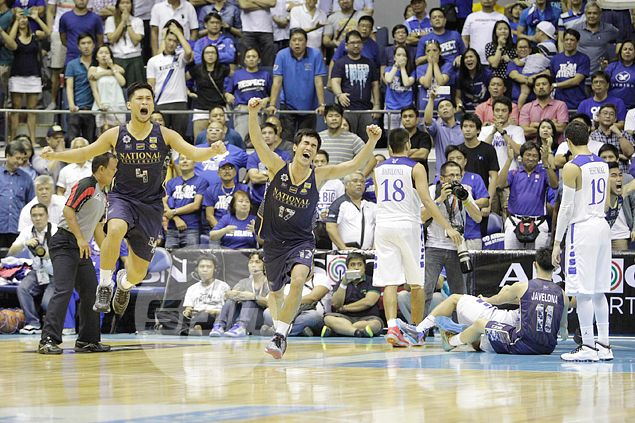 NU Bulldogs back in the UAAP finals after four decades with squeaker over Final Four top seed Ateneo