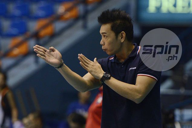 Petron coach Pascua rues his words fell on deaf ears in Game One letdown