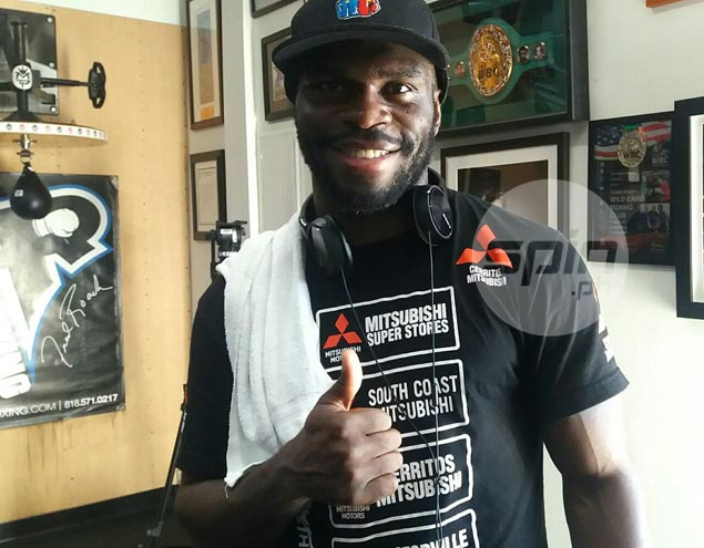 Sparring partner Ghislain Maduma grateful for time spent in ring with 'special fighter' Pacquiao