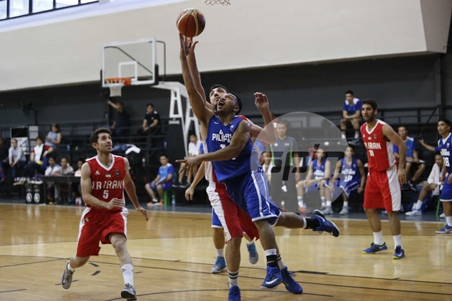 Gilas 4.0 shows glimpse of potential in first tune-up game of year against Iran