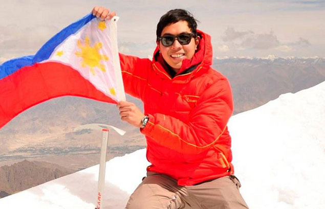 Pinoy mountaineer-author Gideon Lasco shares lessons from a life of climbing