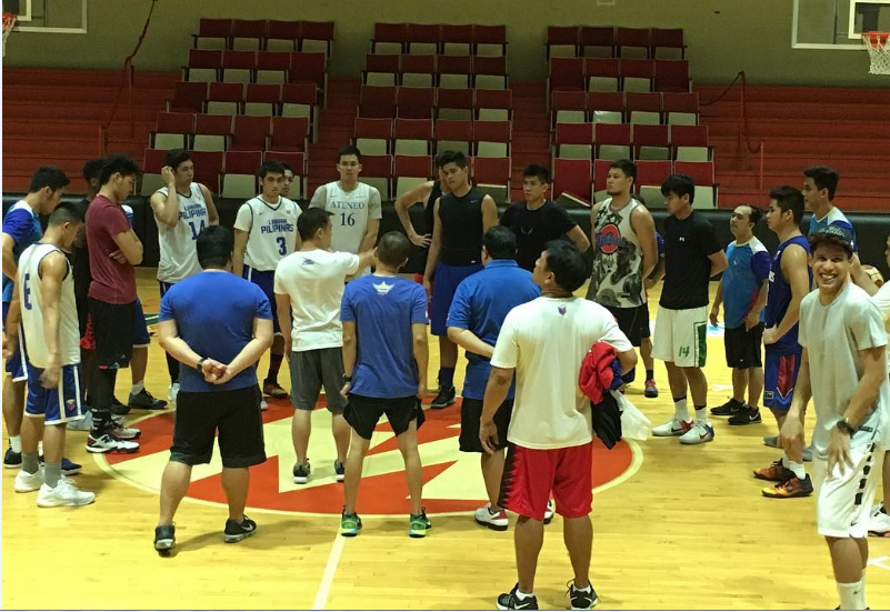 Jalalon, Perez, Belo lead initial entries in Gilas cadets side to Fiba Asia Challenge Cup