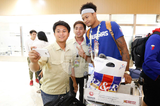 Ray Parks gets his turn with fans' adulation