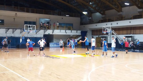 Thirteen players in attendance as Gilas resumes weekly training after two-month break