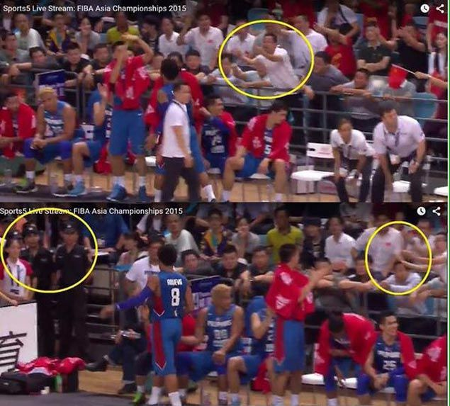 Accusations, heated words fly as Abueva, Gilas members trade barbs with irate home fans