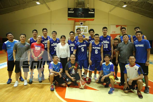 Gilas cadets need to be at their best to beat Thais in Seaba Cup title game, says Racela