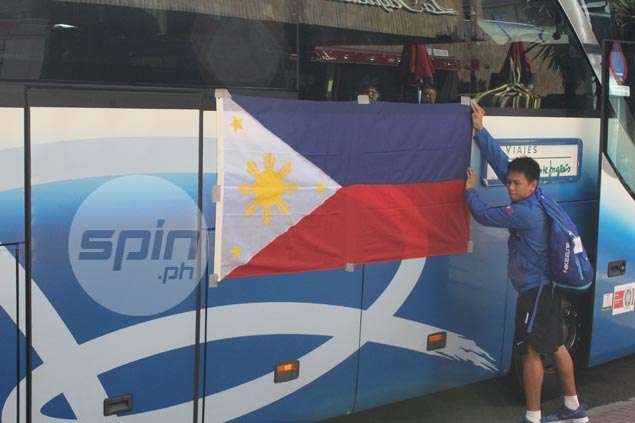 Gilas hoping for 'fit enough' Blatche ahead of Fiba World Cup match against Argentina