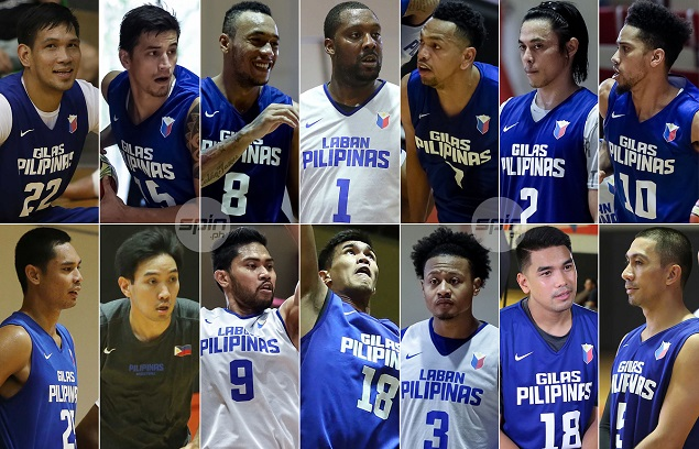 Who's in, who's out? Tab Baldwin to make announcement on Gilas final 12 on Sunday