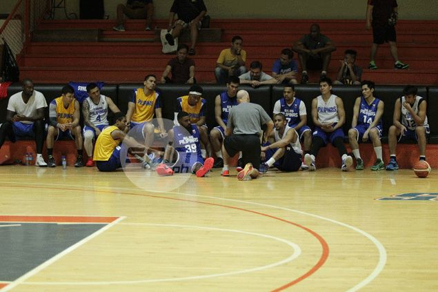 Tab Baldwin tempers expectations on Gilas as it plays in Estonia pocket tourney