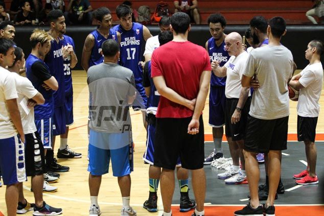 Tab Baldwin puts foot down on players' 'extra-curricular activities' that conflict with Gilas practice