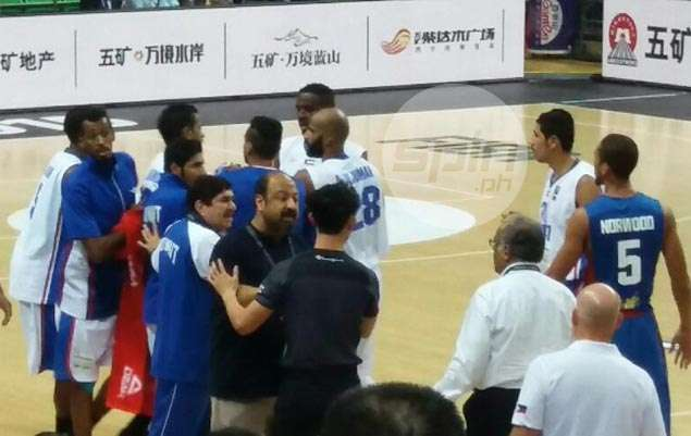 Ranidel de Ocampo explains side in commotion with Kuwaiti player late in Gilas victory