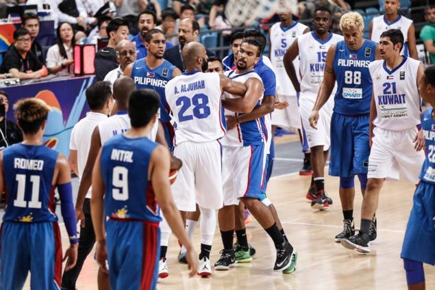 Kuwait scrap further strengthened bond among Gilas players, says Asi Taulava
