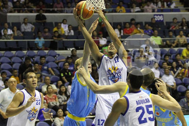 Castro responds to Chot tirade with masterful showing in Gilas win over Kazakhs