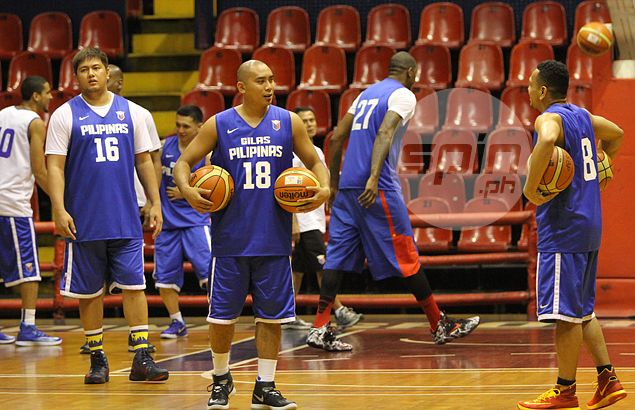 Andray Blatche leads from front as Gilas wins tuneup against ACB selection in Spain
