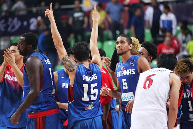 Gilas moves three notches up to No. 28 in world rankings after silver-medal finish