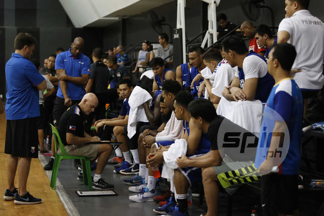 Time running out on Marcio Lassiter as Gilas gunner remains a no-show in training
