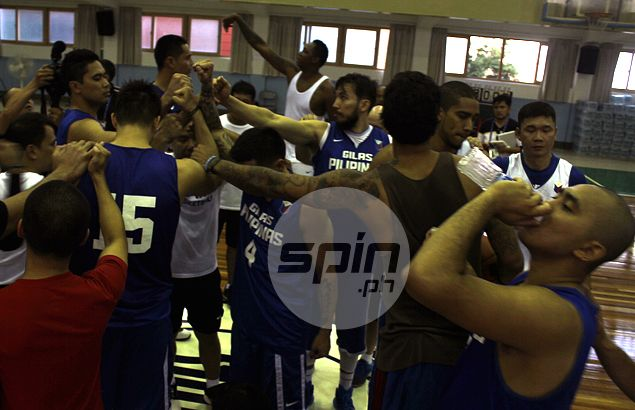 Gilas forced to practice 'blind' ahead of Asian Games debut againt India. Find out why