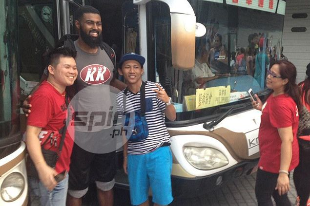 Moala Tautuaa on Gilas stint: 'There is no better jersey for me to put on right now'