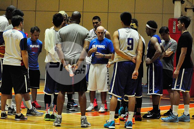 Gilas Pilipinas to open Fiba Asia campaign against Palestine in September 23 game