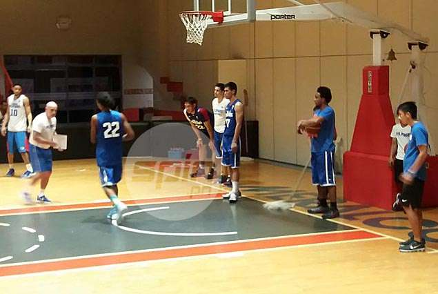 Baldwin not too pleased with Gilas progress after six weeks of absence-hit practices