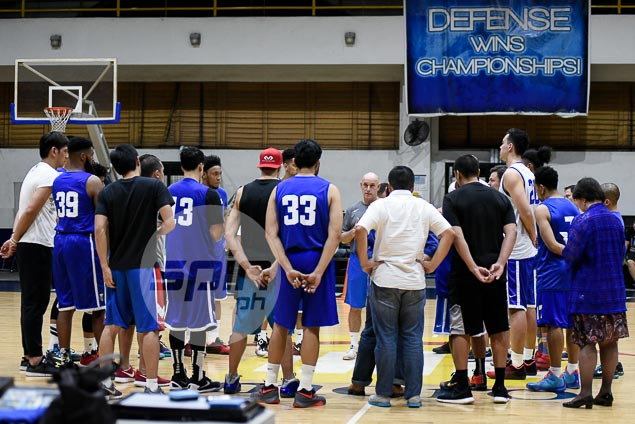 Gilas Pilipinas gains near-perfect attendance this time at resumption of weekly training